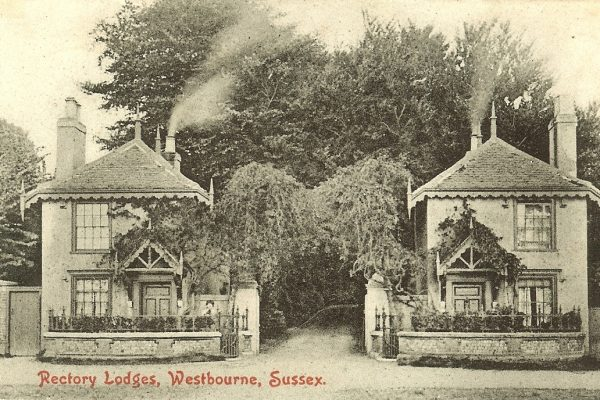 lodge-houses-postcard