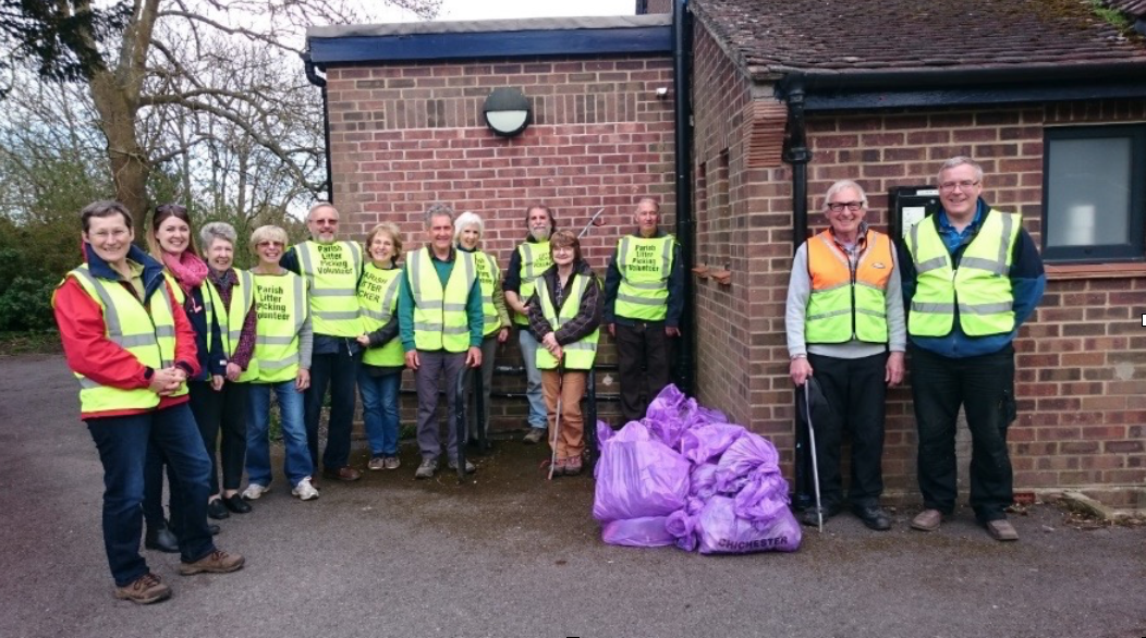 Community Spring Clean Day, Sunday 9 April