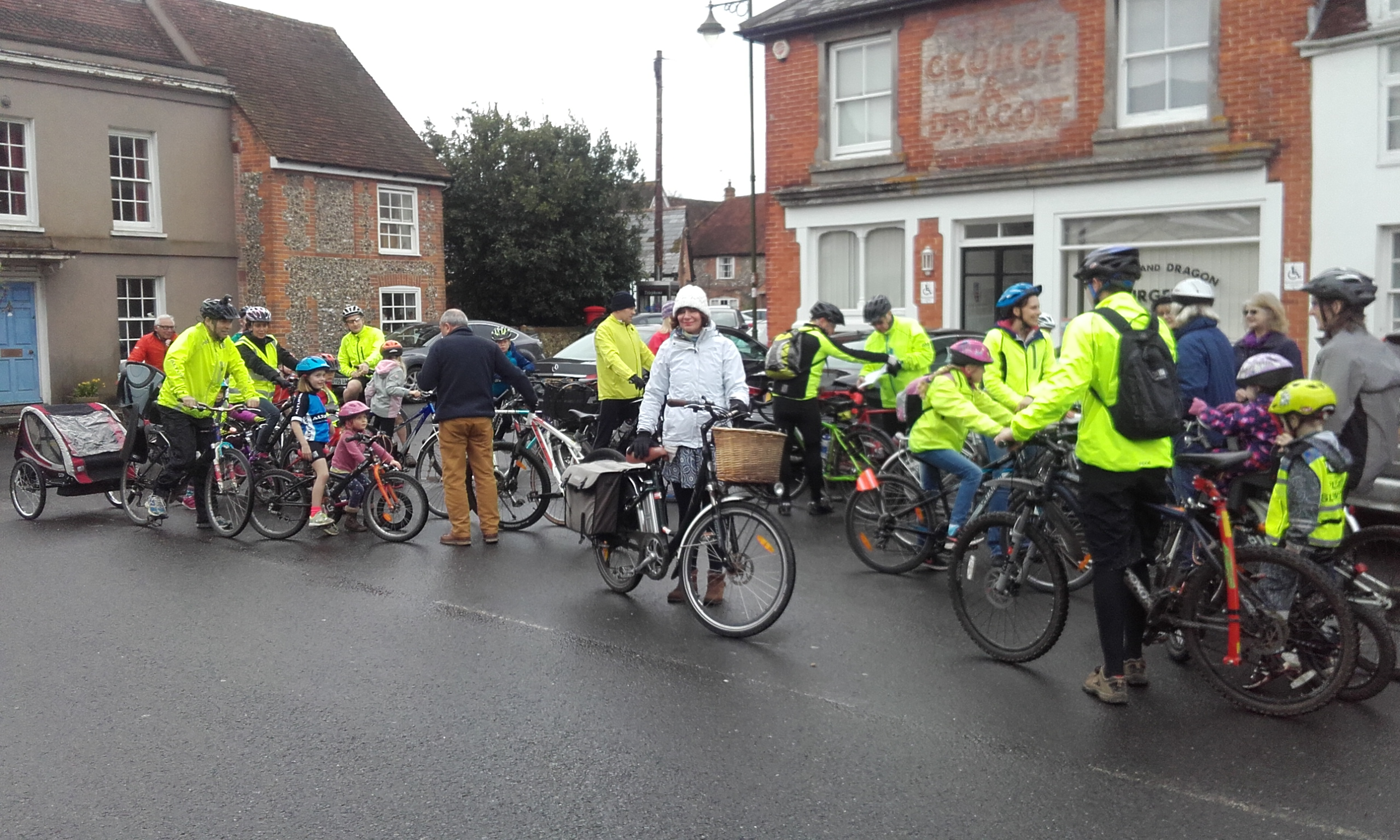 Wheels for Westbourne 1st Weekend Round-up