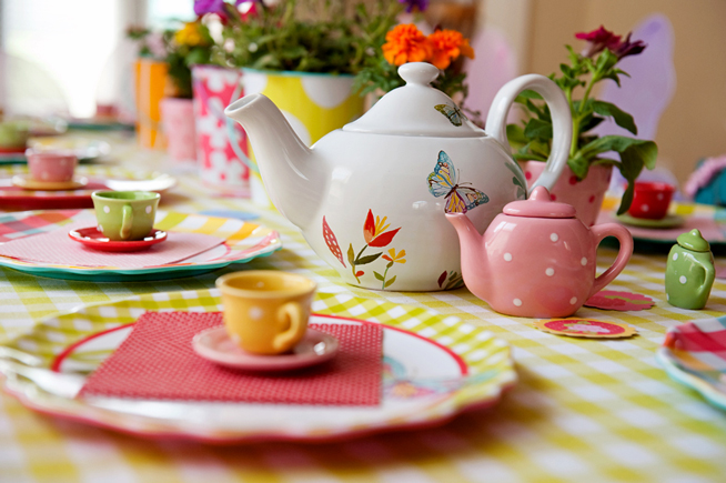 It's Tea Time – Tuesday 30 May 2017 2-4.30pm