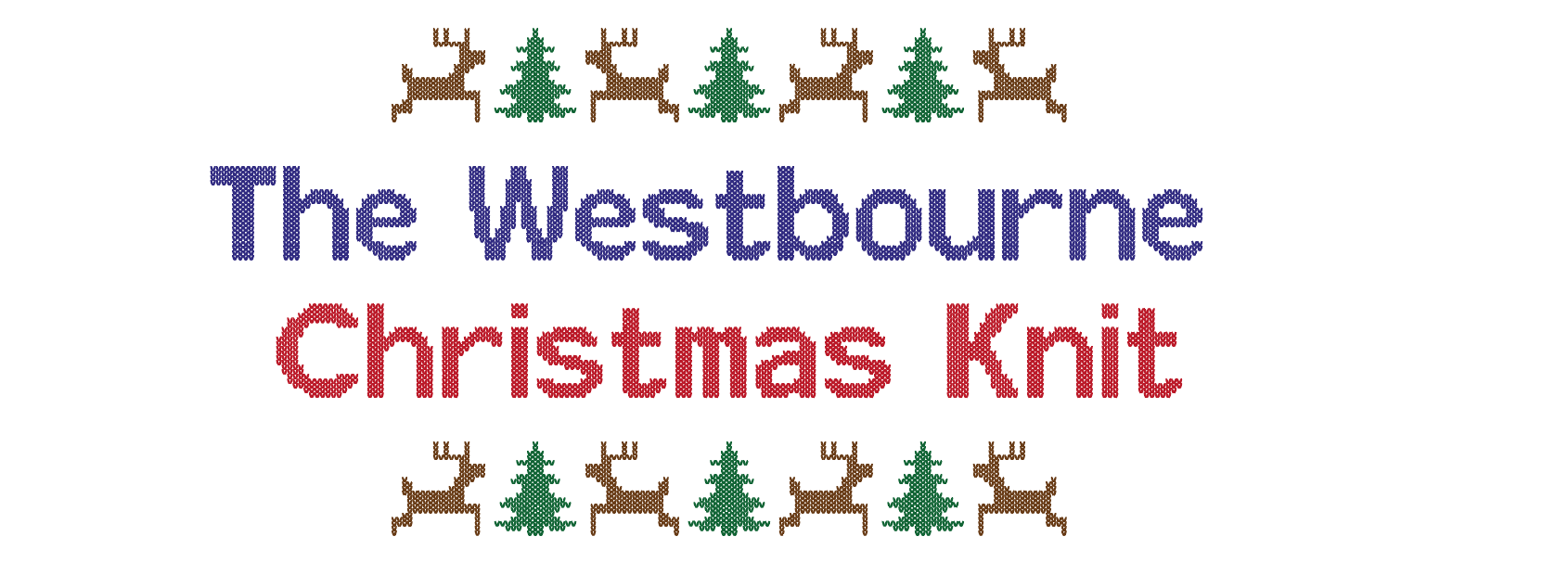 The Westbourne Christmas Knit
