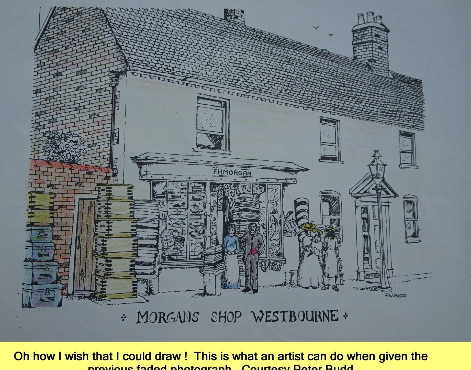 Morgans shop drawing