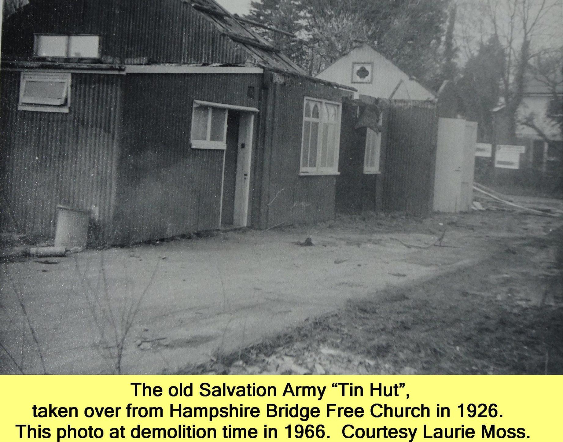 DSC09936 Salvation Army - Old Tin Hut