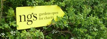 NGS open gardens this June