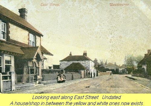 WESTBOURNE HISTORY PHOTO, EAST STREET