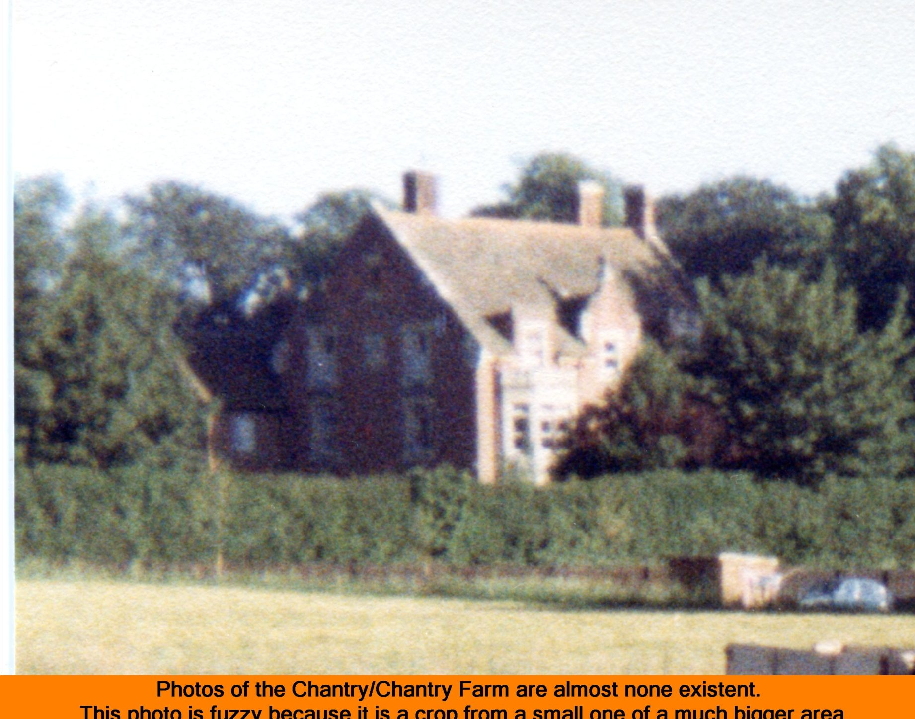 WESTBOURNE HISTORY PHOTO, CHANTRY FARM