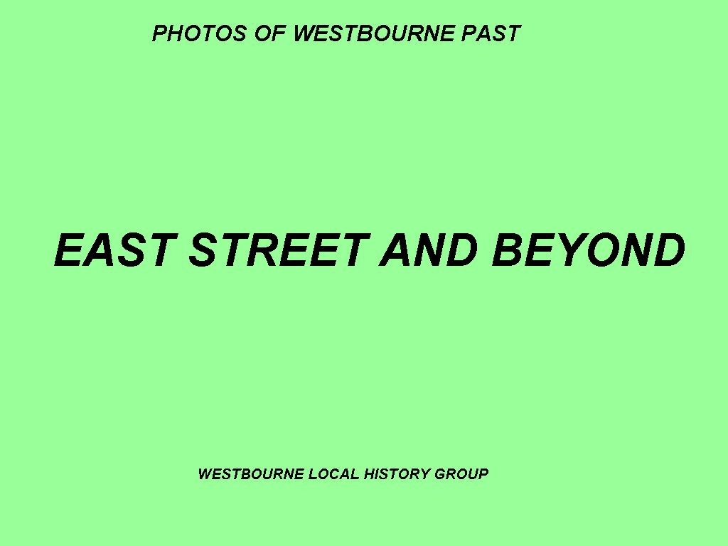 5 - Eas Street
